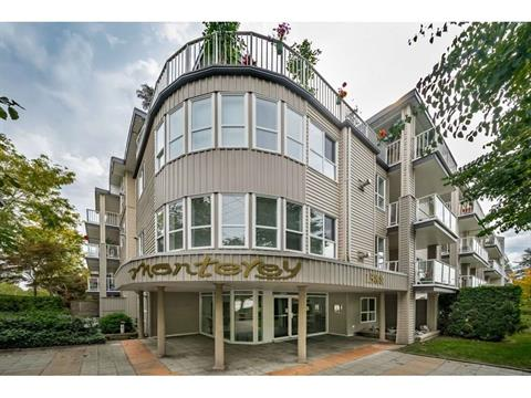 Apartment for sale in White Rock, South Surrey White Rock, 309 1588 Best Street, 262423473 | Realtylink.org