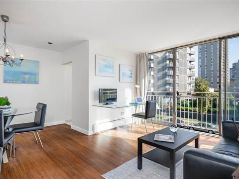 Apartment for sale in West End VW, Vancouver, Vancouver West, 306 1250 Burnaby Street, 262425401 | Realtylink.org