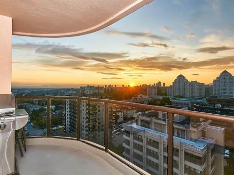 Apartment for sale in Uptown NW, New Westminster, New Westminster, 1604 612 Fifth Avenue, 262424918 | Realtylink.org