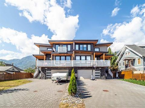 1/2 Duplex for sale in Northyards, Squamish, Squamish, 39807 No Name Road, 262424418 | Realtylink.org