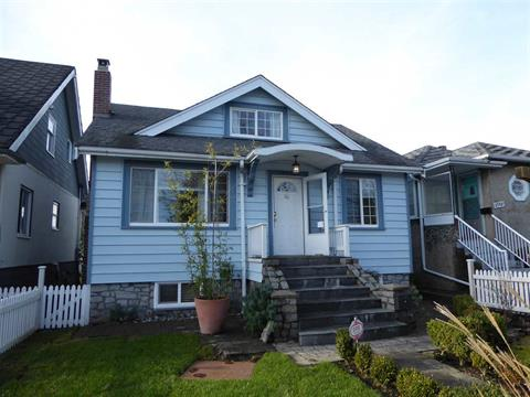 House for sale in Grandview Woodland, Vancouver, Vancouver East, 2779 Nanaimo Street, 262261843 | Realtylink.org