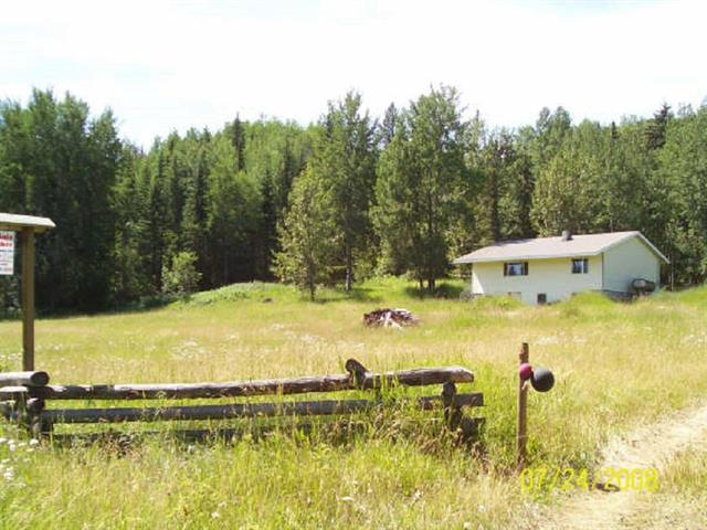 House for sale in Bouchie Lake, Quesnel, 9903 Nazko Road, 262308711 | Realtylink.org