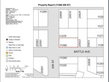Lot for sale in Southwest Maple Ridge, Maple Ridge, Maple Ridge, 11266 206 Street, 262419217 | Realtylink.org