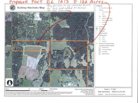 Lot for sale in Telkwa, Smithers And Area, Deception Lake Forest Service Road, 262419429   Realtylink.org