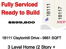 Lot for sale in Cloverdale BC, Surrey, Cloverdale, 18111 Claytonhill Drive, 262429229 | Realtylink.org