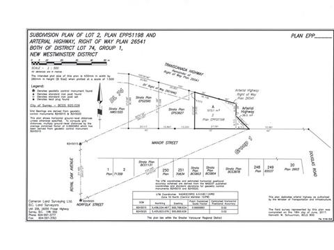 Lot for sale in Central BN, Burnaby, Burnaby North, 5499 Manor Street, 262426665   Realtylink.org