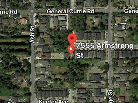 Lot for sale in McNair, Richmond, Richmond, 7555 Armstrong Street, 262426649   Realtylink.org