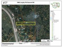 Lot for sale in Bouchie Lake, Quesnel, Quesnel, 1966 Langley Road, 262425745 | Realtylink.org