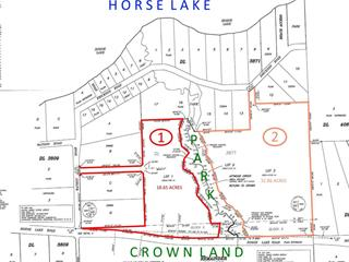 Lot for sale in Horse Lake, 100 Mile House, 6485 Watson Road, 262424581 | Realtylink.org