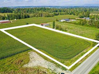 Lot for sale in Salmon River, Langley, Langley, 5ac 232 Street, 262424544 | Realtylink.org