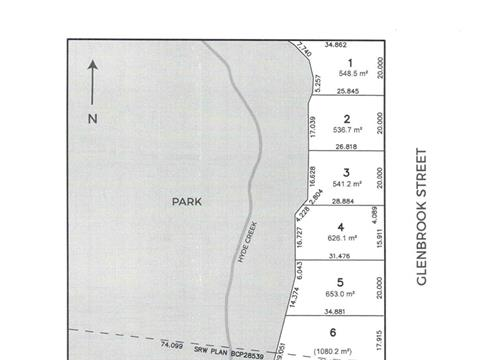 Lot for sale in Burke Mountain, Coquitlam, Coquitlam, 1348 Glenbrook Street, 262424602   Realtylink.org