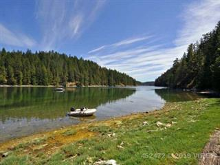 Lot for sale in Cortes Island, Harrison Hot Springs, Lt 3 Von Donop Inlet, 452472 | Realtylink.org