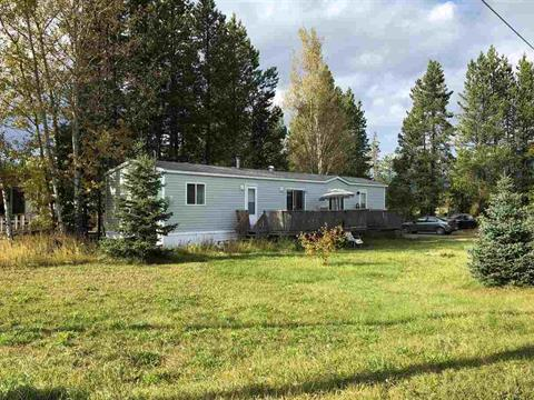 Manufactured Home for sale in Valemount - Town, Valemount, Robson Valley, 1000 14th Avenue, 262432808 | Realtylink.org