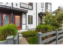 Townhouse for sale in Clayton, Surrey, Cloverdale, 43 19159 Watkins Drive, 262422909 | Realtylink.org