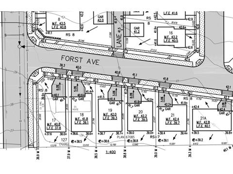 Lot for sale in Burke Mountain, Coquitlam, Coquitlam, 3512 Forst Avenue, 262432139 | Realtylink.org