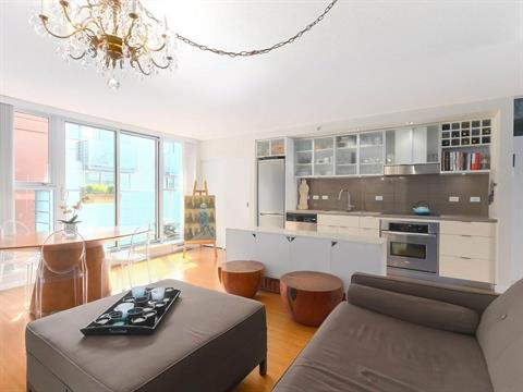 Apartment for sale in Downtown VE, Vancouver, Vancouver East, 805 168 Powell Street, 262416366 | Realtylink.org