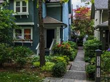 Townhouse for sale in Mount Pleasant VW, Vancouver, Vancouver West, 193 W 13th Avenue, 262431007 | Realtylink.org