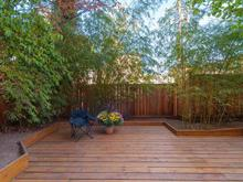Apartment for sale in Kitsilano, Vancouver, Vancouver West, 109 1450 Laburnum Street, 262430957 | Realtylink.org
