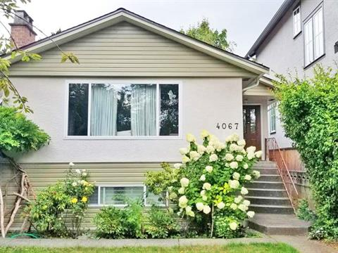 House for sale in Dunbar, Vancouver, Vancouver West, 4067 W 20th Avenue, 262360572 | Realtylink.org