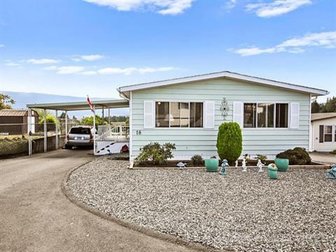 Manufactured Home for sale in Nanaimo, Prince Rupert, 6325 Metral Drive, 460961 | Realtylink.org