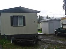 Manufactured Home for sale in Smithers - Rural, Smithers, Smithers And Area, 13 95 Laidlaw Road, 262426982 | Realtylink.org