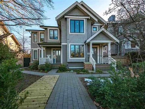 Townhouse for sale in Shaughnessy, Vancouver, Vancouver West, 1060 W 16th Avenue, 262426493 | Realtylink.org
