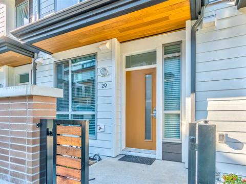 Townhouse for sale in Grandview Surrey, White Rock, South Surrey White Rock, 29 2825 159 Street, 262389851 | Realtylink.org