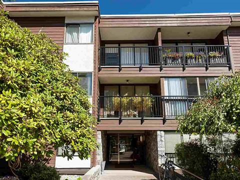 Apartment for sale in Point Grey, Vancouver, Vancouver West, 104 3787 W 4th Avenue, 262423807 | Realtylink.org