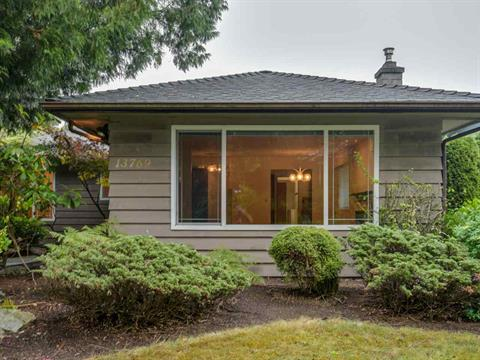 House for sale in White Rock, South Surrey White Rock, 13769 Malabar Avenue, 262423123 | Realtylink.org
