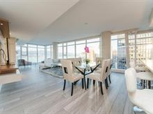Apartment for sale in Coal Harbour, Vancouver, Vancouver West, 2603 1205 W Hastings Street, 262423149 | Realtylink.org