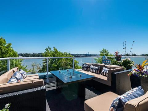 Apartment for sale in Quay, New Westminster, New Westminster, 407 5 K De K Court, 262423043 | Realtylink.org