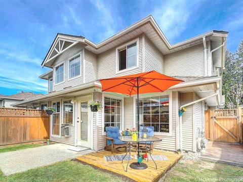 Townhouse for sale in Central Meadows, Pitt Meadows, Pitt Meadows, 25 12188 Harris Road, 262423624   Realtylink.org