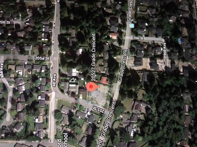 Lot for sale in Langley City, Langley, Langley, 20527 Grade Crescent, 262458988 | Realtylink.org