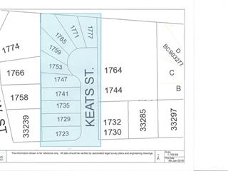 Lot for sale in Poplar, Abbotsford, Abbotsford, 1777 Keats Street, 262456692 | Realtylink.org