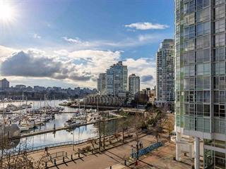 Apartment for sale in Yaletown, Vancouver, Vancouver West, 705 1067 Marinaside Crescent, 262463011 | Realtylink.org