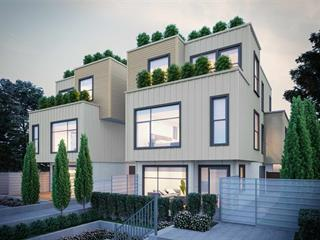Townhouse for sale in Main, Vancouver, Vancouver East, 26 E 12th Avenue, 262456112 | Realtylink.org