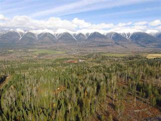 Lot for sale in McBride - Rural West, McBride, Robson Valley, Bell Mountain Road, 262434425 | Realtylink.org