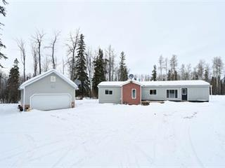 Manufactured Home for sale in Lakeshore, Charlie Lake, Fort St. John, 14438 Red Creek Road, 262468121 | Realtylink.org