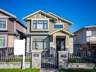 House for sale in South Vancouver, Vancouver, Vancouver East, 1037 E 50th Avenue, 262466546   Realtylink.org