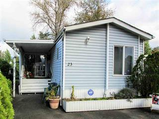 Manufactured Home for sale in Chilliwack W Young-Well, Chilliwack, Chilliwack, 23 45111 Wolfe Road, 262445059 | Realtylink.org