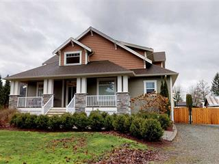 House for sale in Agassiz, Agassiz, 6356 Pioneer Avenue, 262447100 | Realtylink.org