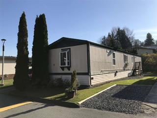 Manufactured Home for sale in Central Abbotsford, Abbotsford, Abbotsford, 71 3300 Horn Street, 262445539 | Realtylink.org