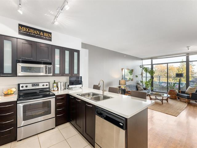 Apartment for sale in Simon Fraser Univer., Burnaby, Burnaby North, 501 9390 University Crescent, 262450183 | Realtylink.org