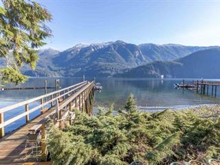 House for sale in Indian Arm, North Vancouver, North Vancouver, Lot 1 Orlohma Beach, 262459307 | Realtylink.org