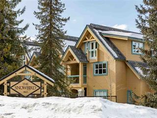 Townhouse for sale in Benchlands, Whistler, Whistler, 102 4865 Painted Cliff Road, 262467042 | Realtylink.org