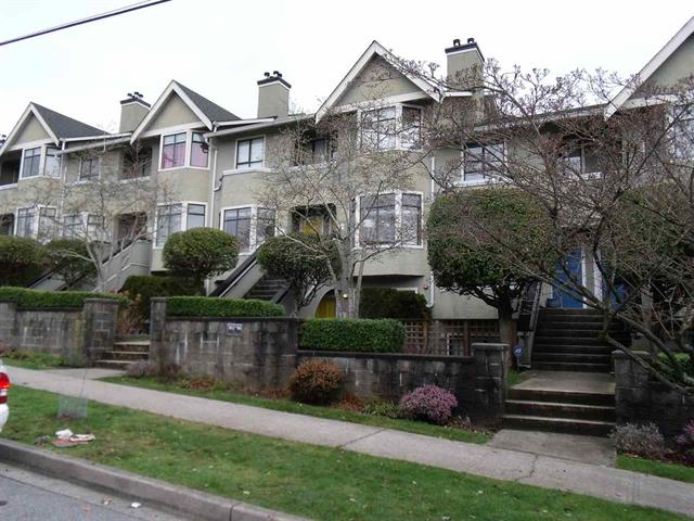Townhouse for sale in Uptown NW, New Westminster, New Westminster, 7 221 Ash Street, 262453843 | Realtylink.org