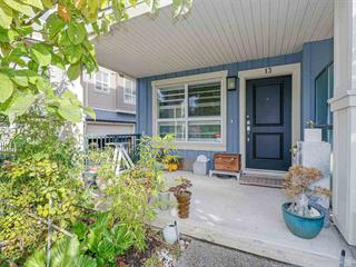 Townhouse for sale in Brighouse South, Richmond, Richmond, 13 8399 Jones Road, 262467158 | Realtylink.org