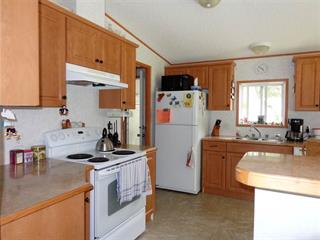 Manufactured Home for sale in McBride - Town, McBride, Robson Valley, 4 3115 River Bend Road, 262412324 | Realtylink.org