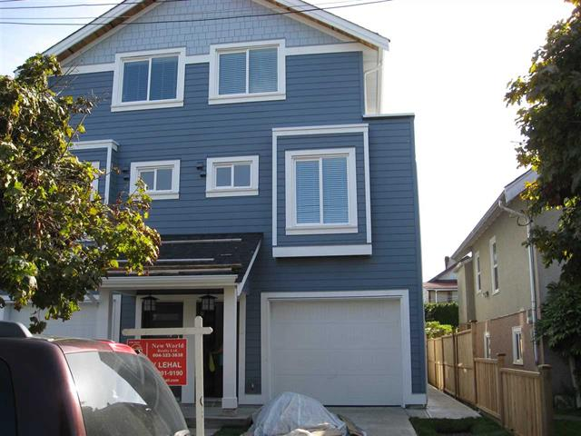 1/2 Duplex for sale in Collingwood VE, Vancouver, Vancouver East, 2086 A E 35 Avenue, 262450476   Realtylink.org