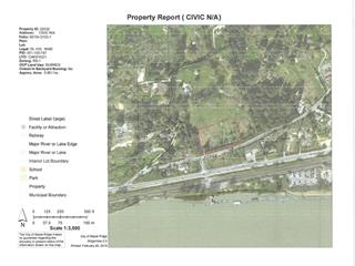 Lot for sale in West Central, Maple Ridge, Maple Ridge, Lot 433 River Road, 262461754 | Realtylink.org